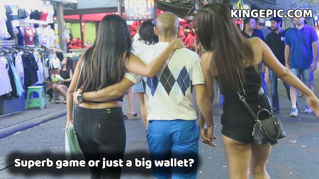 Pattaya: Picking Up Thai Girls A Waste of Time? | KingEpic
