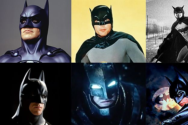 Who Is The Greatest Batman Of All Time