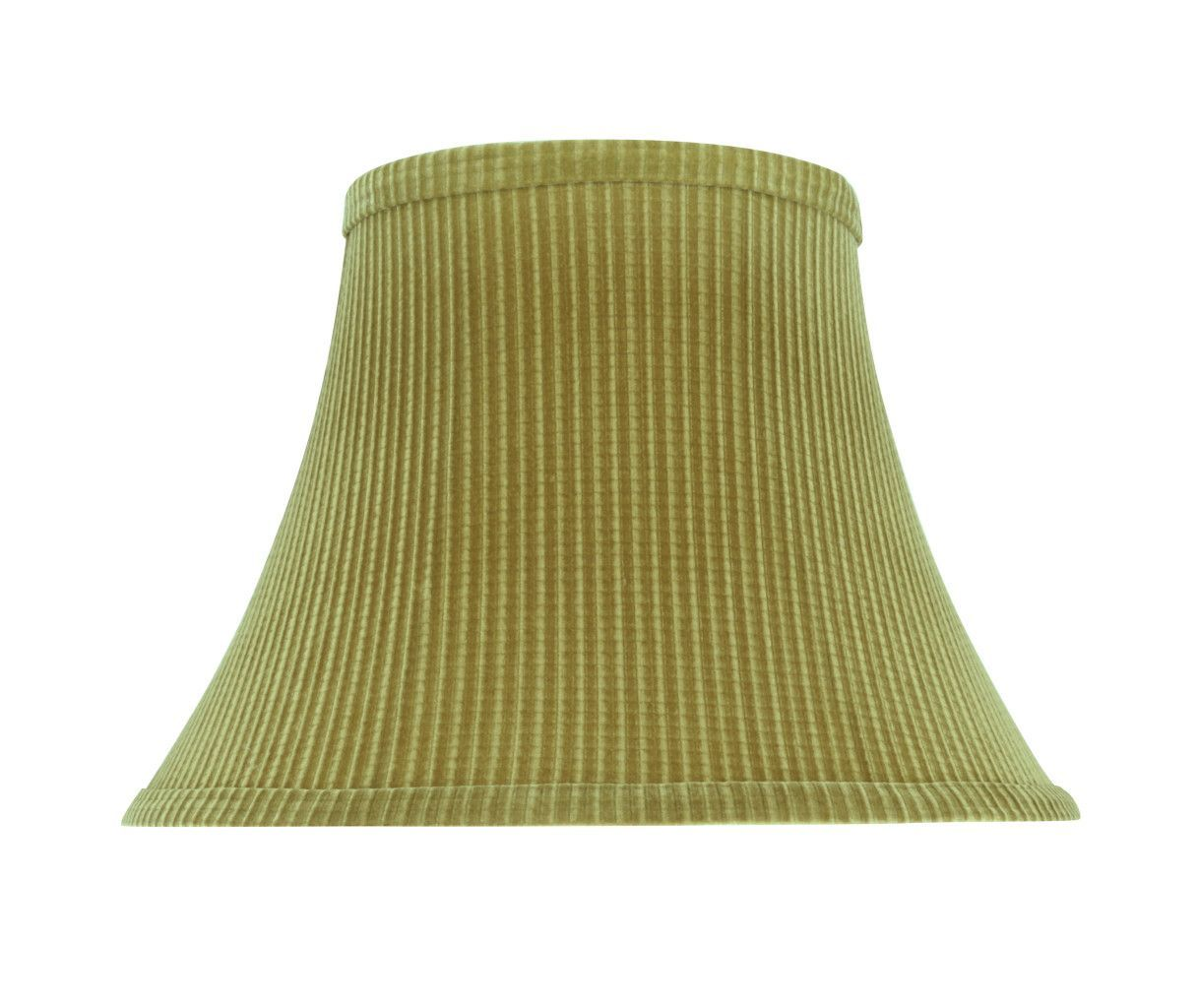 30211 transitional bell shape spider construction lamp shade in 30211 transitional bell shape spider construction lamp shade in brown green 13 wide 7 x 13 aloadofball Gallery