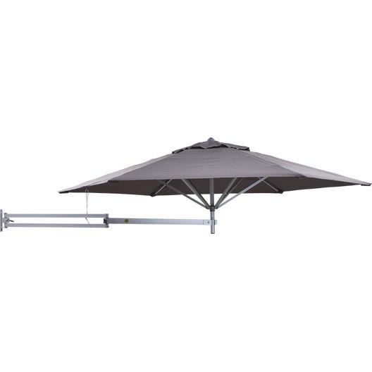 Parasol Mural Easysol Taupe 5 M² Mobilier De Salon