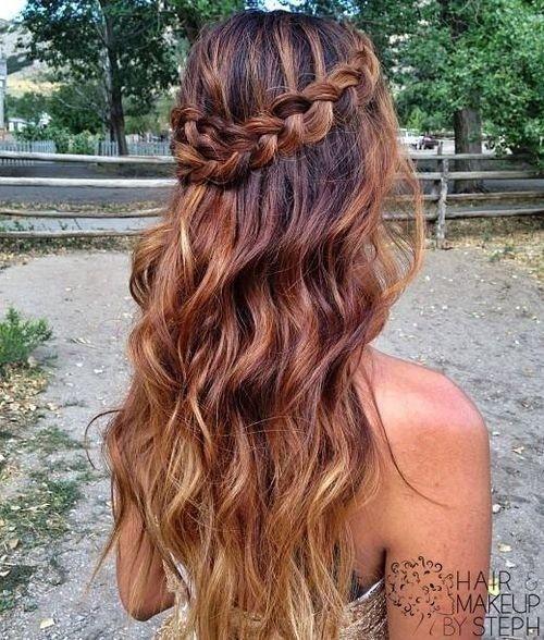 30 Boho Chic Hairstyles For 2016 Pretty Designs Hair Styles Down Hairstyles Long Hair Styles