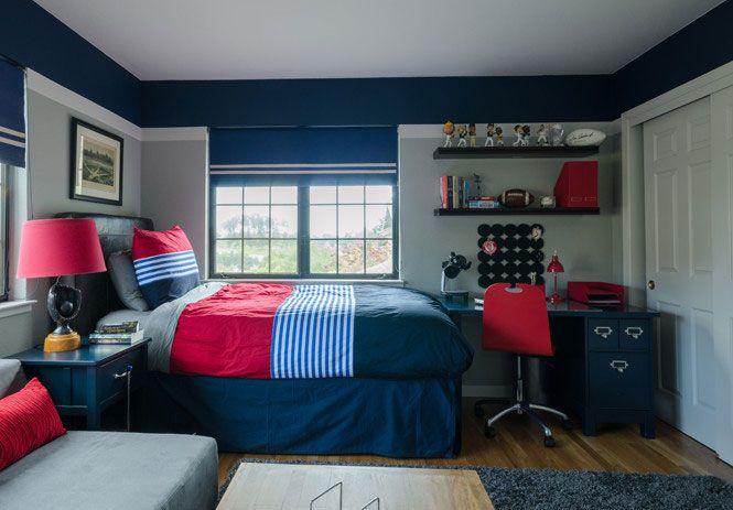 Resultado de imagen para cuartos de adolescentes varones for Ideas para decorar cuarto de jovenes