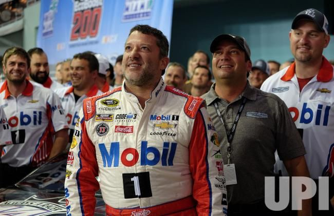 Stewart to Retire after NASCAR Ford EcoBoost 400 in Homestead, Florida.