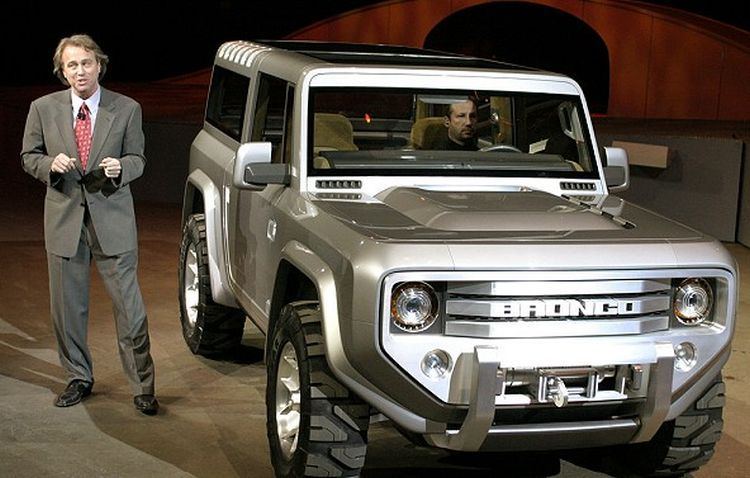 New 2020 Ford Bronco Is Confirmed Ford Bronco Ford Bronco Concept Bronco Concept