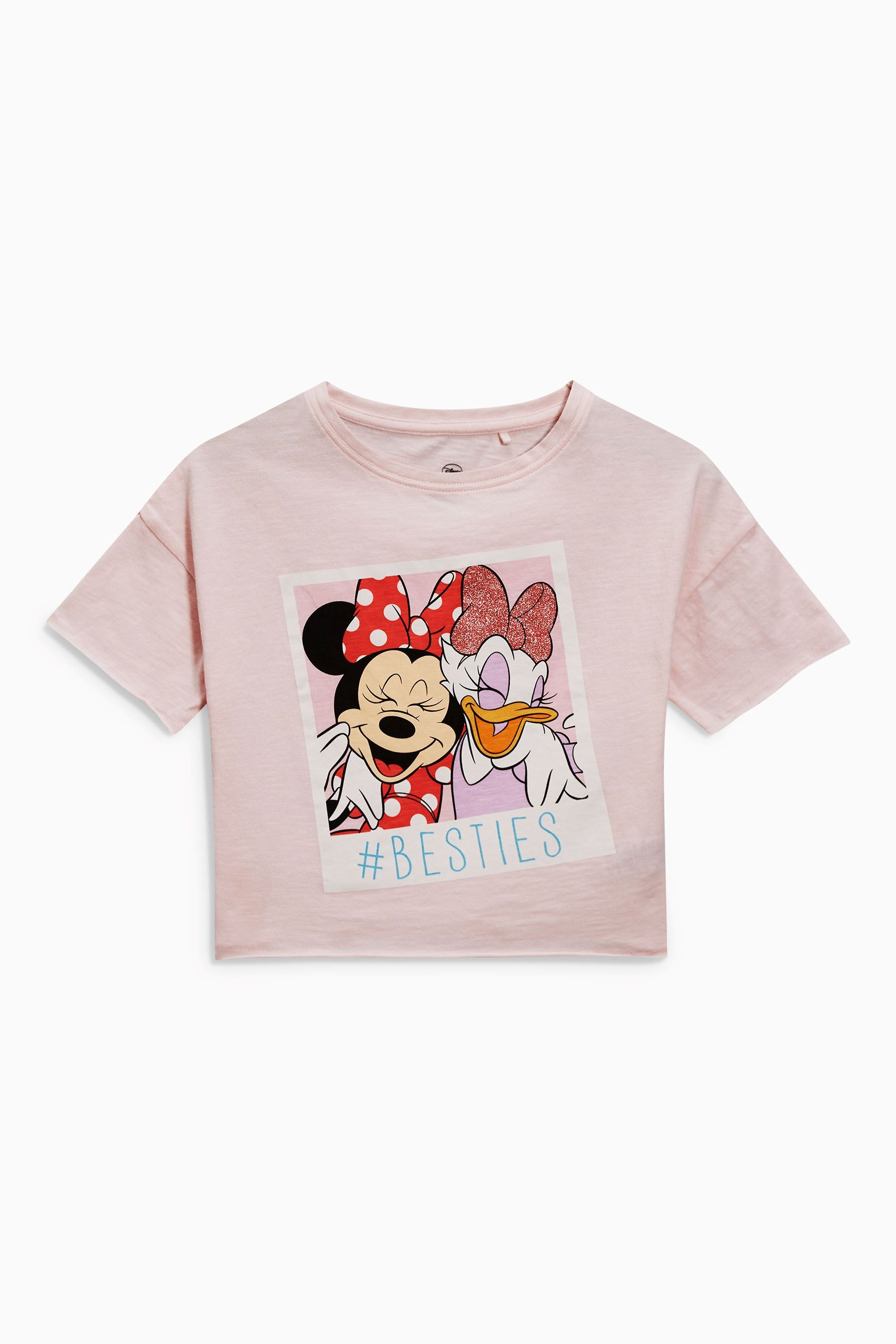 Buy pink minnie mouse daisy short sleeve tshirt 3
