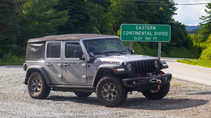 2018 jeep wrangler rubicon transamerica trail road trip