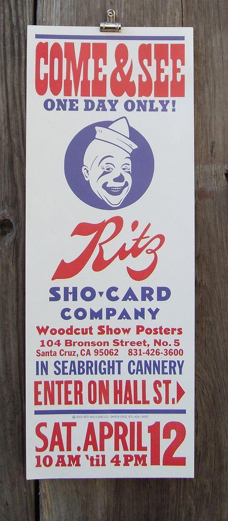 ritz sho-card company