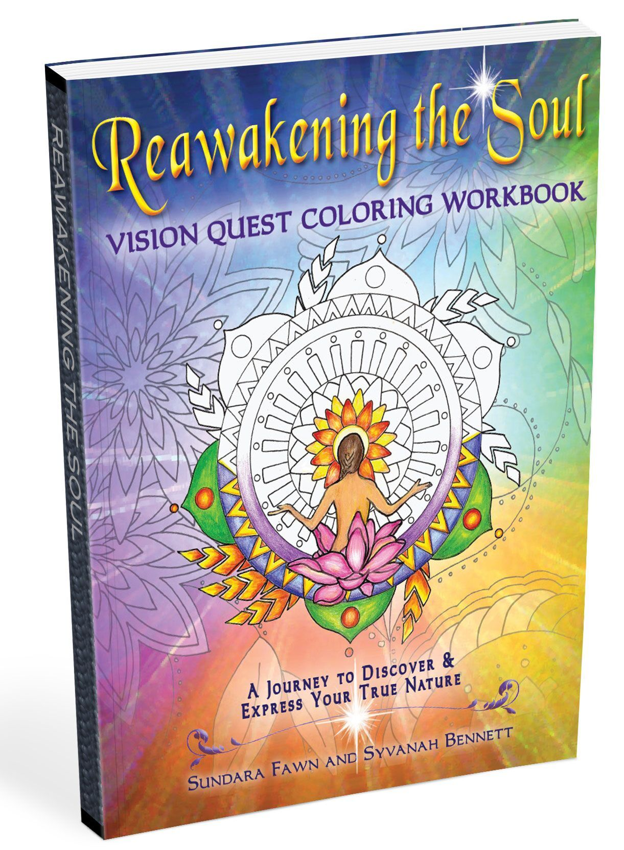 Vision Quest Coloring Workbook