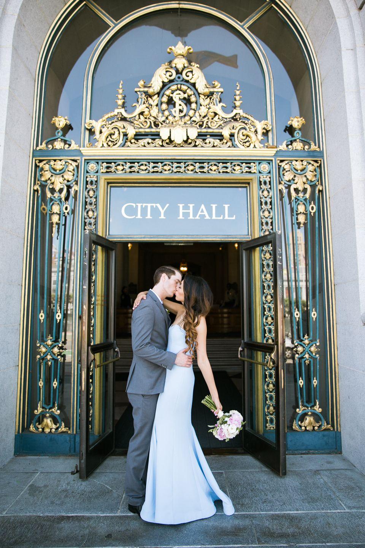 San Francisco City Hall Wedding - Yelp