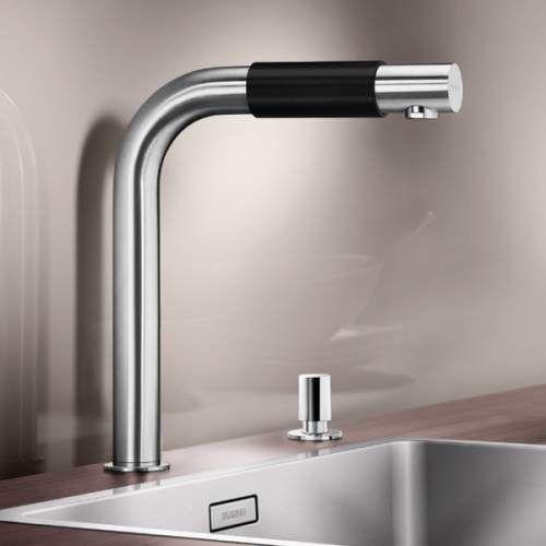 Blanco SAGA Kitchen Tap | Taps, Blanco taps and Sink taps