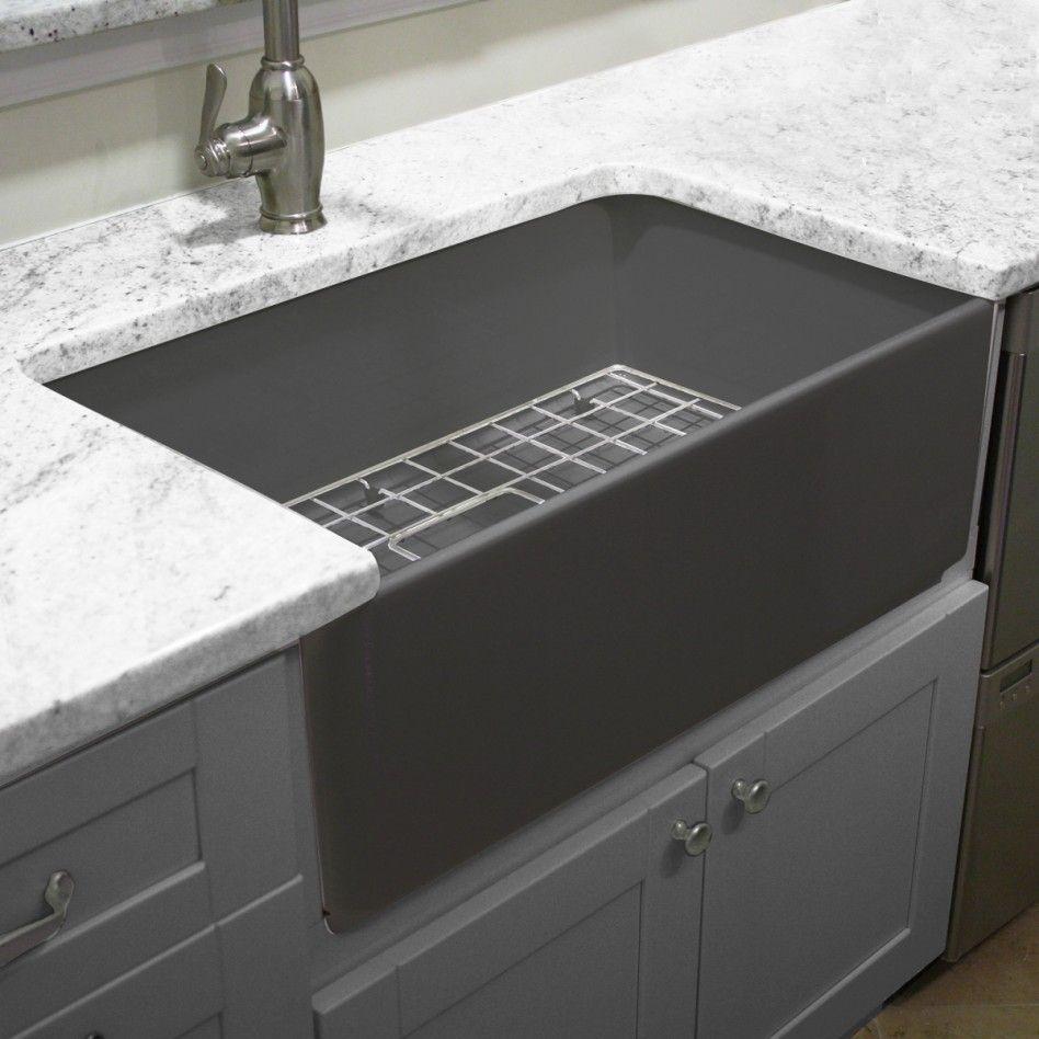 Kitchen Furniture. Gray Rectangle Undermount Granite Composite ... on single kitchen sink faucet, farmhouse kitchen sink faucet, wall mount kitchen sink faucet,