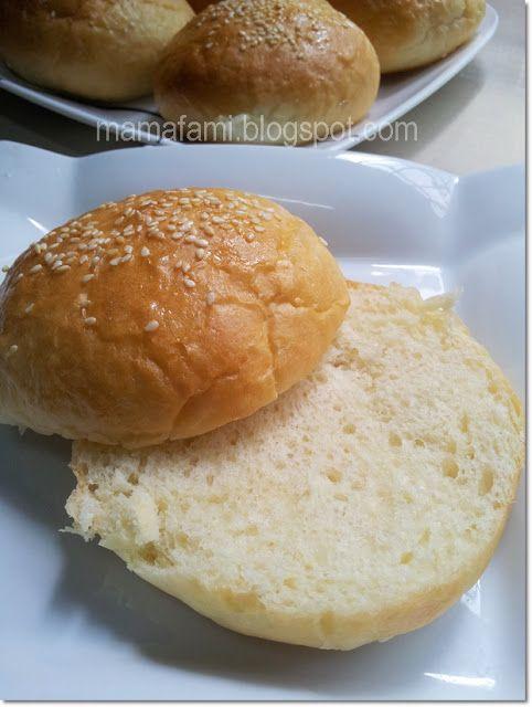 MamaFaMi's Spice n Splendour: 40-Minute Hamburger Buns