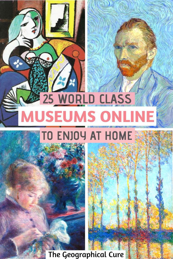 World Class Museums To Enjoy Online