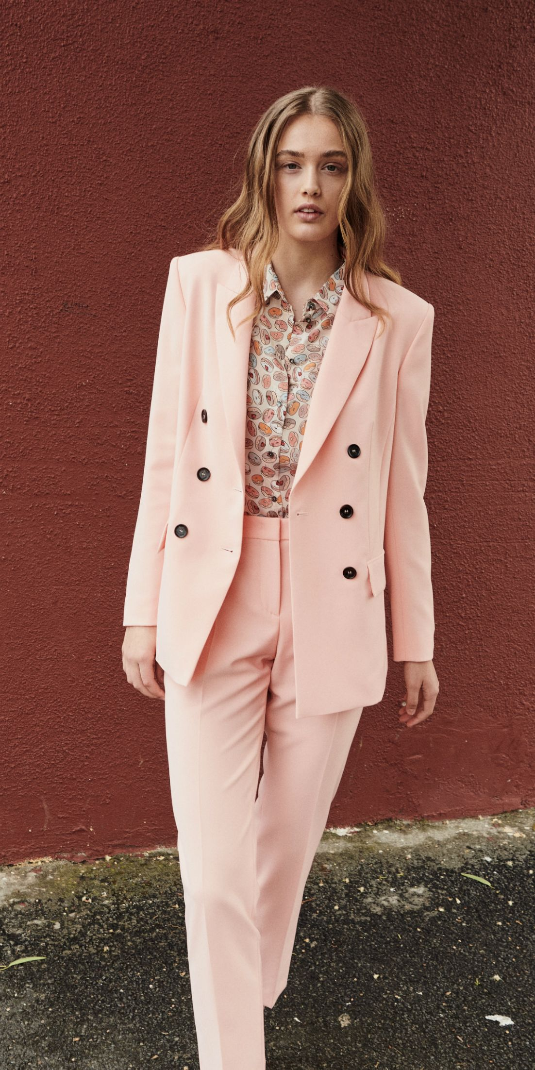 Blazer | Business outfits, Suit jacket, Double breasted suit