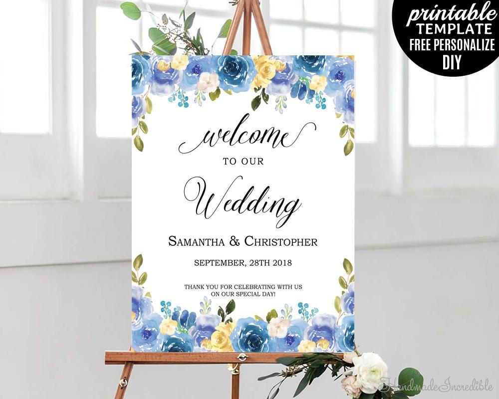 cream wedding poster printable wedding