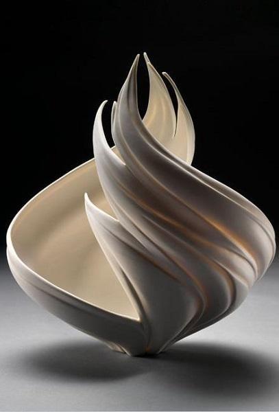 Fabulous Decorative Vases, Ceramic Artworks Testing Material