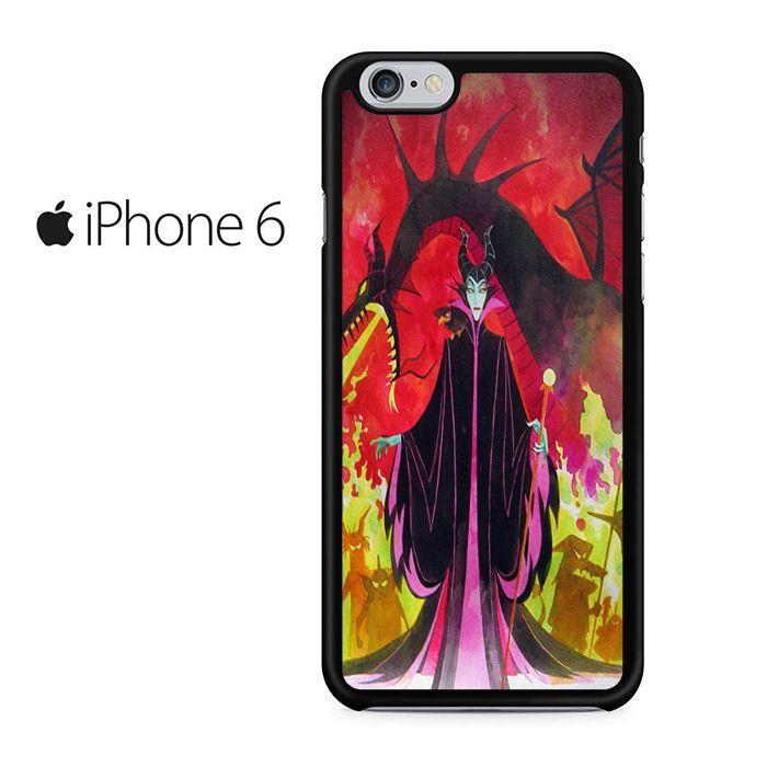 Maleficent Iphone 6 Case