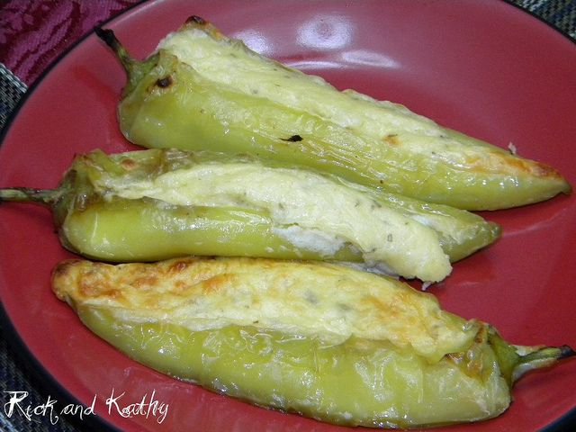 Recipegreat Com Stuffed Banana Peppers Recipes With Banana Peppers Stuffed Peppers