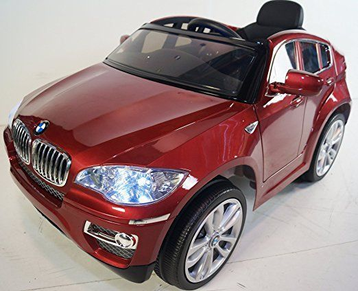 Ride On Car Bmw X6 Style Rideonecar For Kids With Remote Control