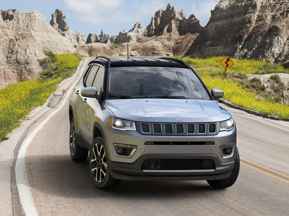 Check out what's new for the 2020 Jeep Compass! (With
