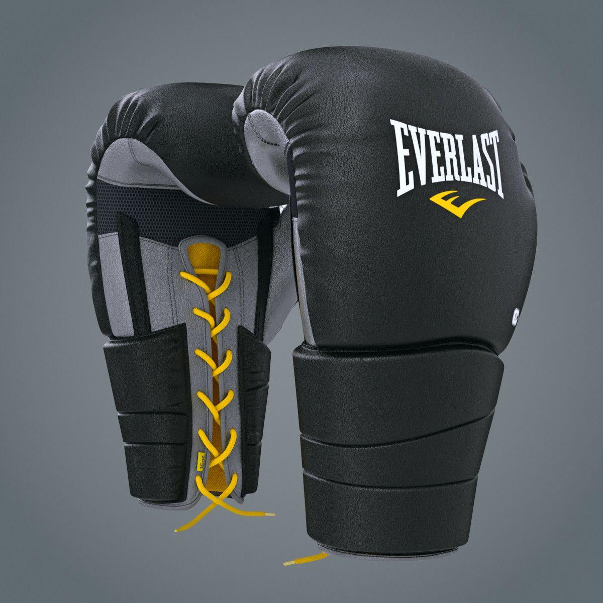 Everlast Boxing Prime Training Glove ISOPLATE Tech MMA Mitt Bag Sparring 14//16oz