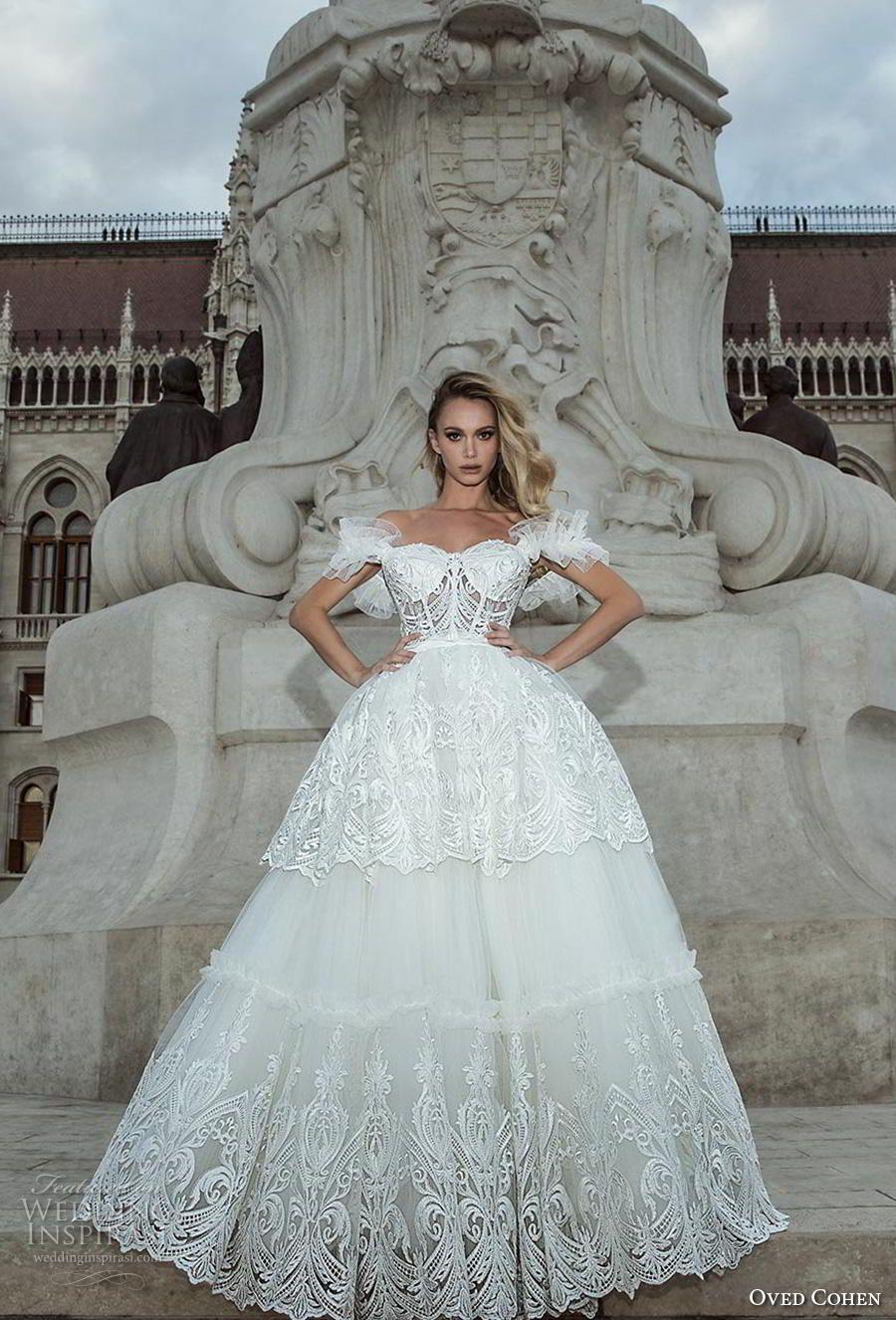 Oved cohen wedding dresses robes de mariée weeding dress