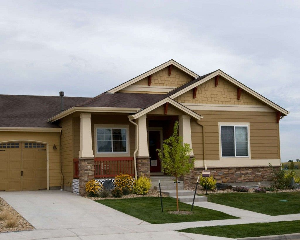 Style House Plans Raised Ranch Homes House Plans Raised Ranch Description Ranch  Style Home Salinas California     Best Free Home Design Idea   Inspiration. one story house with tall entrance   attached garage are all