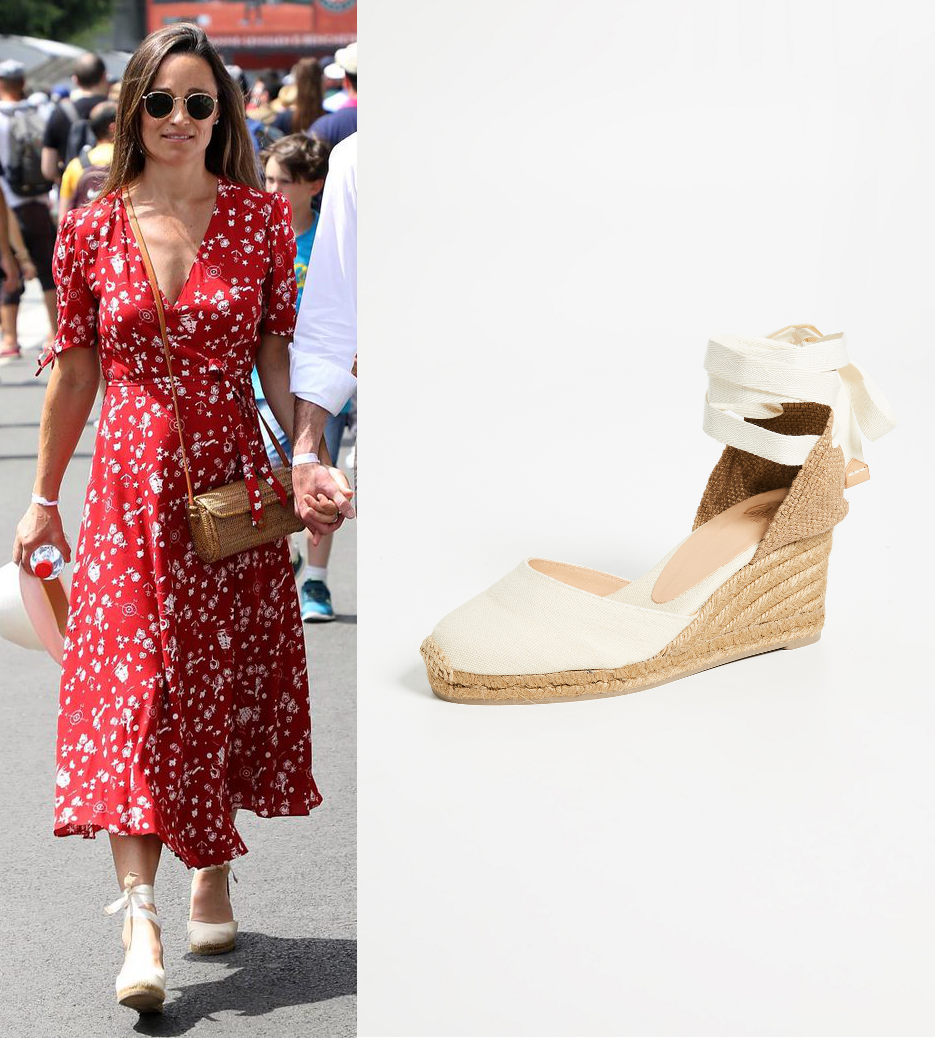 6acd1cada48 SHOP Castaner Carina Wedge Espadrilles as seen on Pippa Middleton ...