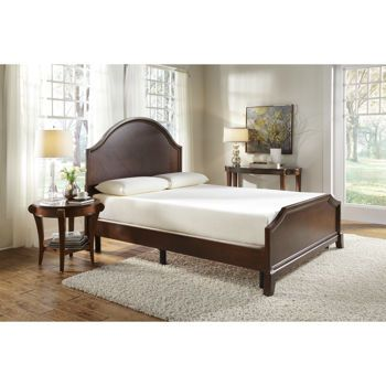 Costco Emma Double 25 4 Cm 10 In Memory Foam Mattress Queen Memory Foam Mattress Memory Foam Mattress Twin Memory Foam Mattress