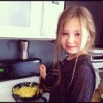 what kids really can do in the kitchen at every age - from a blog based on traditional cooking!