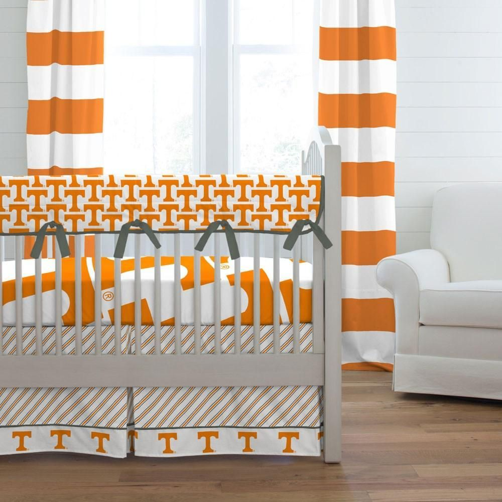 University Of Tennessee Crib Bedding By Carousel Designs