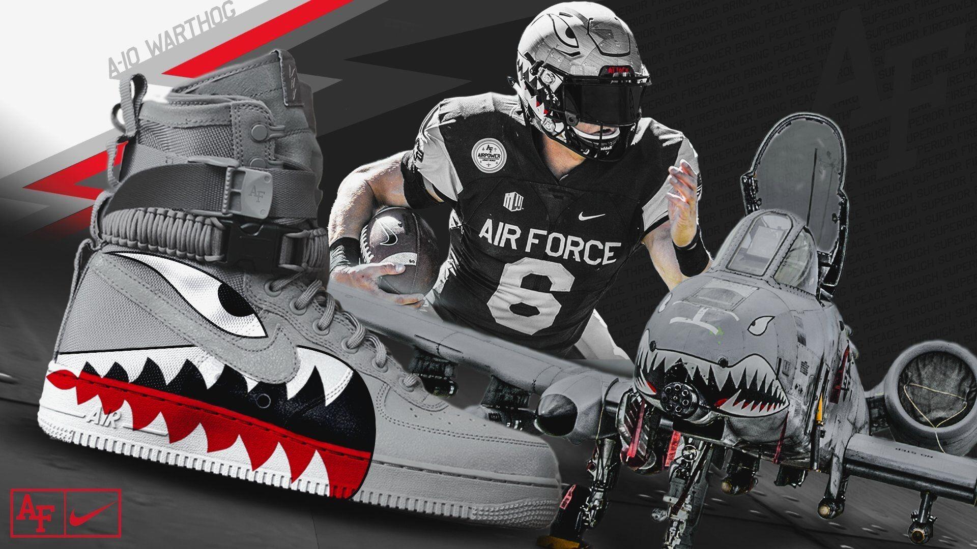 Air Force Football Sneaker Series — UNISWAG in 2020