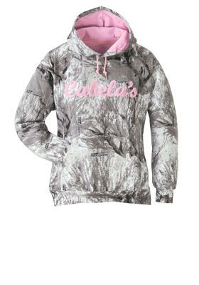 59feb4dc0082c Cabelas Canada - Clothing - Women s Casual - Sweaters   Pullovers - Cabela s  Women s Snow Camo Hoodie