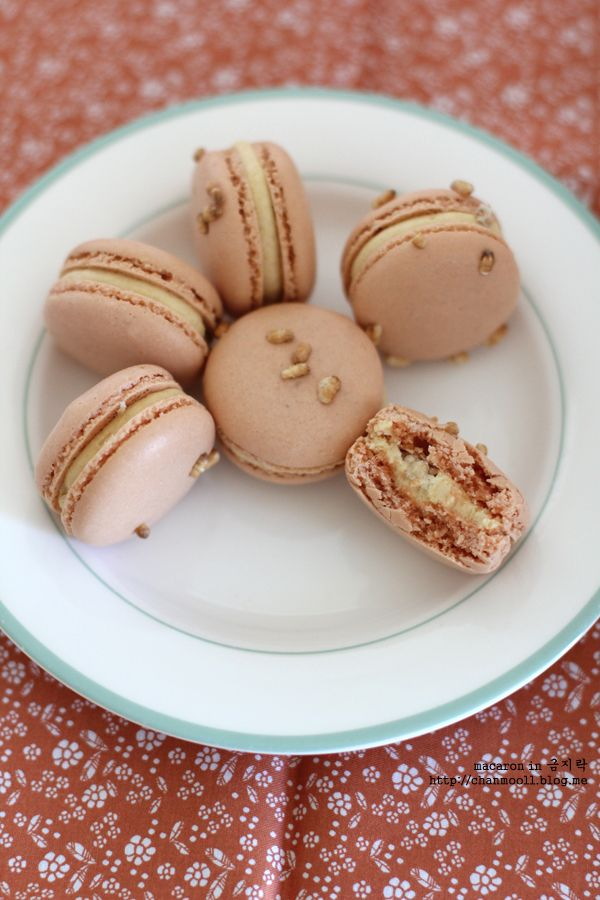 brownrice macaron