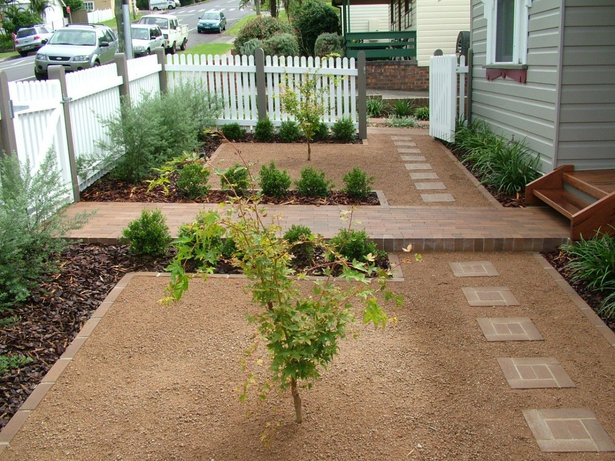 Decomposed Granite Front Porch Or Patio Decomposed
