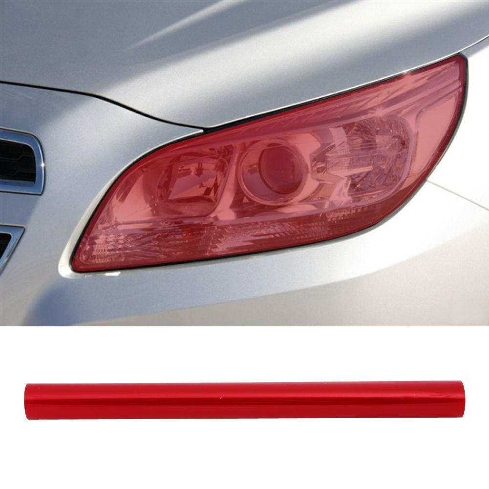 30x100cm Car Light Headlight Taillight Tint Vinyl Film Sticker Lamp Sticker Pvc Film Light 10 Colors Me3l Car Lights Exterior Accessories Tail Light [ 1001 x 1001 Pixel ]
