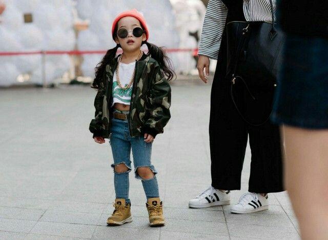 Fashion week in Seoul