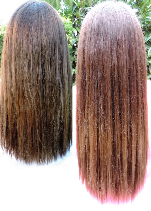 Des Cheveux Toujours Plus Longs Avec Macadamia Astuce Cheveux Cheveux Idees Cheveux Longs