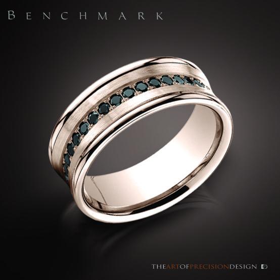 a9d6eed62eb2e This unique Benchmark comfort-fit concave pave set diamond band ...