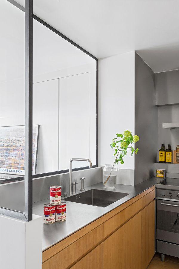 Fregadero acero 7 reformas para tu cocina por menos de - Cocinas por 2000 euros ...