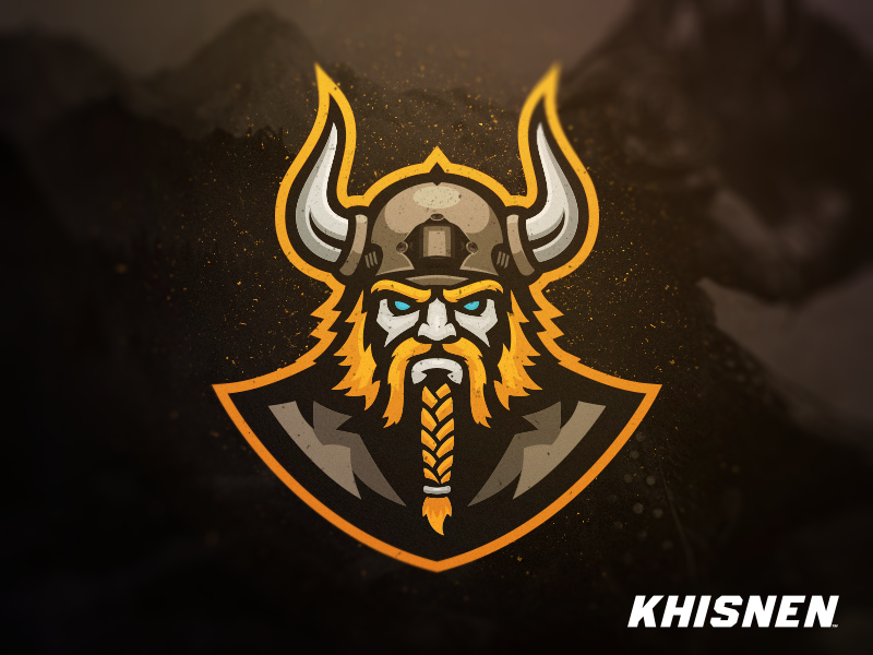 Vikings | Sports logo's | Logos, Sports logo, Viking logo