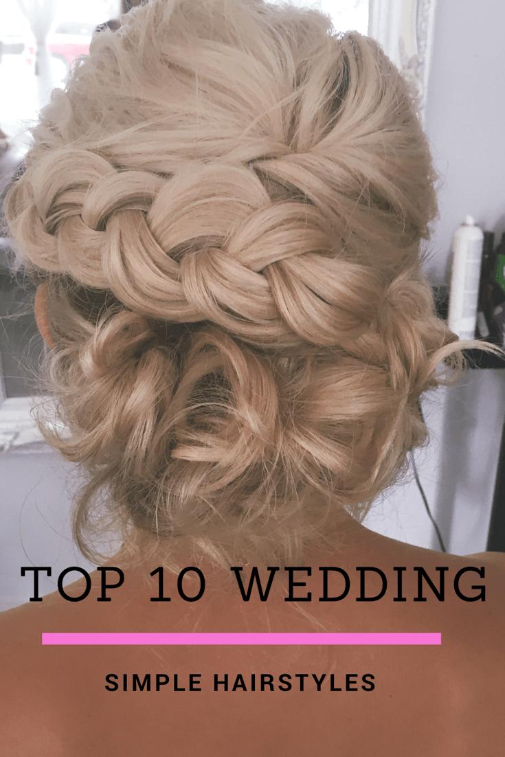 simple wedding hairstyles half up down updos styles desktop diy hair of iphone high quality