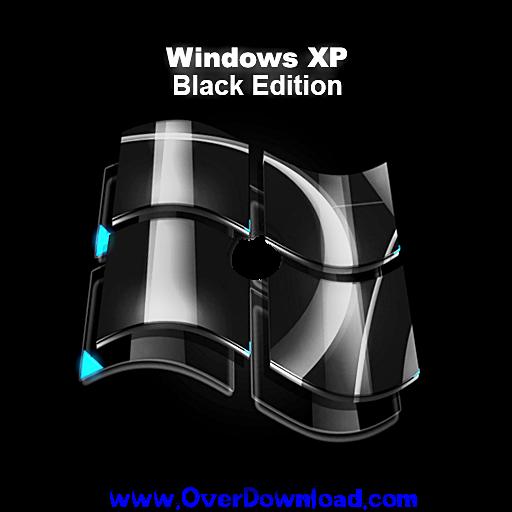Download Windows XP Black Edition ISO 32 Bit Free