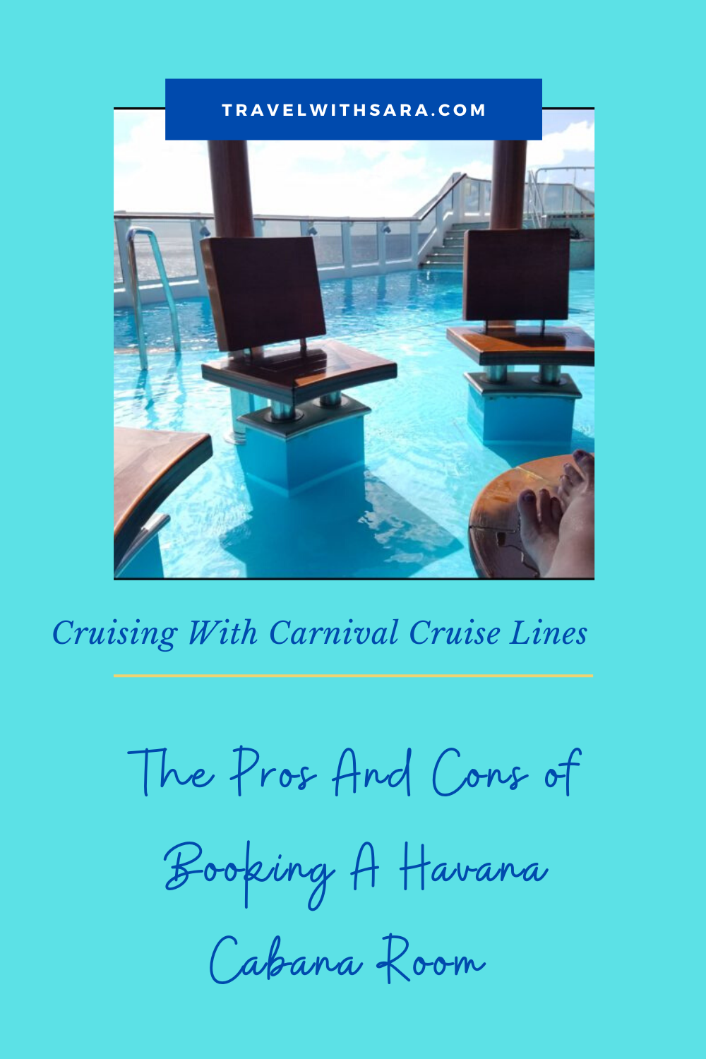 Pros And Cons Of Booking A Havana Cabana Room On The Carnival Vista Carnival Cruise Line Carnival Vista Carnival Cruise