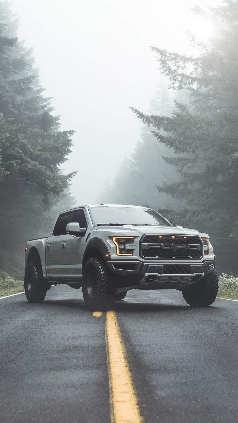 Ford Raptor Iphone Wallpaper With Images Ford Raptor Super