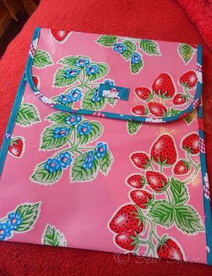 0ff1007cf3d6 Sew Sister  Making a Book Bag