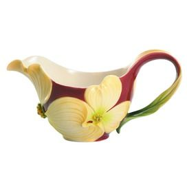 Autumn Memories Floral Creamer