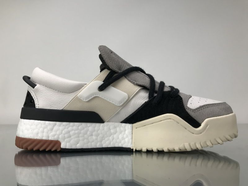 Adidas X Alexander Wang BBall Low AC6848 White Clean Boost