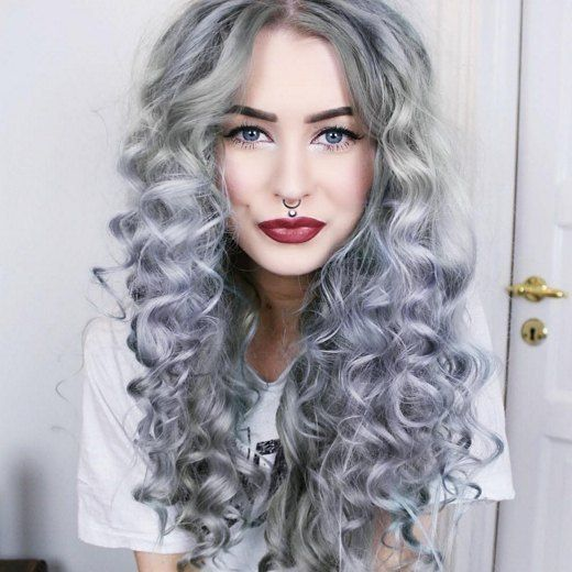 15 Diffe Types Of Perm Hairstyle Long Hairstyles For Women Best Short Hair Spiraled S