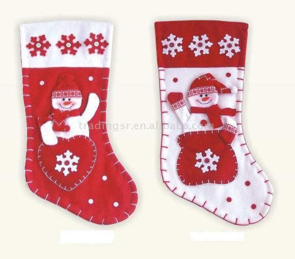 Christmas Stocking | Sew a Christmas Stocking - Free Simple Sewing ...